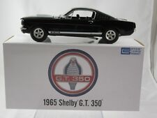 Acme 1965 Ford Mustang Shelby GT350 Black A1801802B