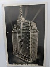 POSTCARD Hotel Lincoln New York   O-1