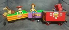 DISNEY PIXAR TOY STORY 2 INTERACTIVE TALKING TRAINS THINKWAY TOYS