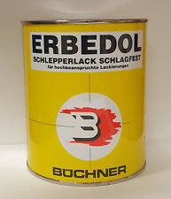 Deutz rot alt 3232  Büchner Farbe Lack Oldtimer (100307)