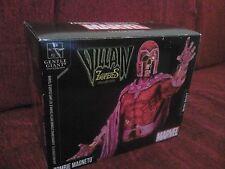 X-Men Disney Marvel Gentle Giant Zombie Magneto Bust Statue LTD ED 244/1500