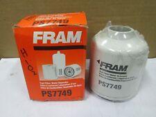 Fram Fuel Filter/Water Seperator #PS7749 Lot of 2 (NIB)