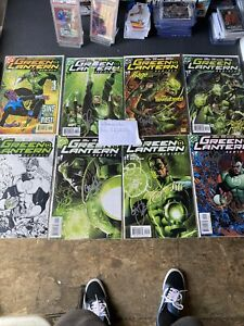 GREEN LANTERN REBIRTH  #1 - 6  (Complete Series)  Signed By Geoff Johns !!