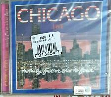 CHICAGO Live Twenty-five or six to four Cd Sigillato Sealed