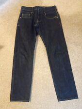 G-Star Radar Men Blue Skinny Slim Jeans W28 L29