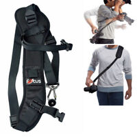 Focus F-1 Neck Sling Shoulder Belt Quick Rapid Camera Sling Straps for SLR DSLR!