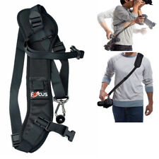 Focus F-1 Neck Sling Shoulder Belt Camera Strap Quick Rapid Capture for SLR DSLR