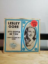 Lesley Gore - It's Gotta Be You/I Don't Wanna Be a Loser 45 w/sleeve