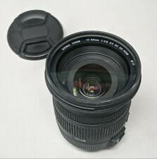 Sigma 17-50mm F2.8 EX DC OS HSM for Nikon - Plus Filter