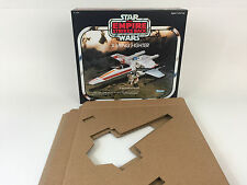Remplacement Vintage Star Wars Empire Strikes Back Dagobah X-Wing Box + inserts