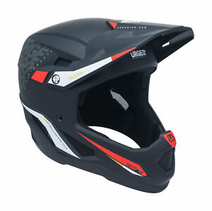 Urge Deltar Full Face MTB Mountain Bicycle Cycle Bike Helmet Black