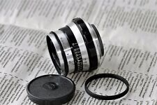 INDUSTAR 61 ZEBRA 8/52mm Soviet Lens + adapter ring M39-M42 USSR
