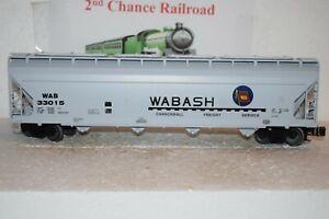 O Scale Trains Weaver Wabash Hopper 33015