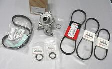 Toyota Timing Belt Water Pump Kit Corolla OEM 7AFE         Original Toyota Parts
