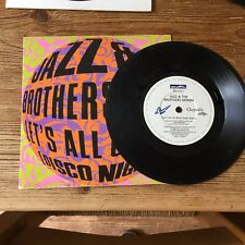 "Jazz & Brothers Grimm - Lets All Go Back 7"" Vinyl"
