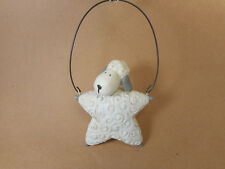 Lamb Ornament sheep star ornament by Midwest-Cbk 996294 Retired