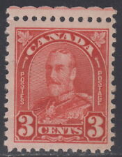 Canada #167 3¢ King George V Arch Issue Mint Never Hinged - E