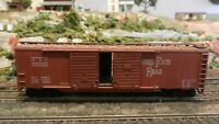 Roundhouse MDC HO 50' Dbl. Door Boxcar, Nickle Plate Road, Upgraded, VG