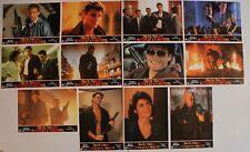 Dolph Lundgren Dark Angel Spanish lobby card set 12 Brian Benben Betsy Brantley
