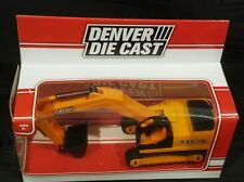 Denver Models ~ Construction  Excavatror CX330~ for train settings or just play!