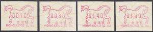 Hong Kong - Hongkong  ATM-Label-FRAMA 1990 - Year of the Horse MNH (Machine II)