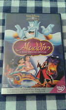 Walt Disney DVD Aladdin Special Edition 2 DVD's Animation Kinder Film Familie
