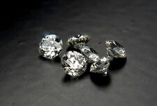 Natural Loose Diamond Round G H White Color SI1 Clarity 1.80 to 2.0 MM 6 Pcs J17