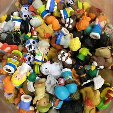 Random Lot 25PCS Fisher Price Little People Figures & Animals Baby Toy Doll