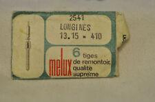 N.1 Tiges di carica Longines cal.410