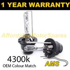 D2S Bianco Xenon HID Lampadine Faro Proiettore 4300K 35W fabbrica OE Montaggio 1