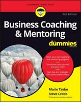BUSINESS COACHING AND MENTORING FOR DUMMIES NOVATO TAYLOR MARIE