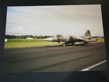 Photo Lokheed F-104 Starfighter Italian AF Open Dag KLu Vlb Gilze-Rijen 1997 2x