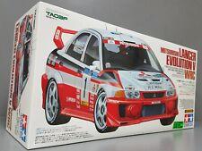 Tamiya RC 1/10 Mitsubishi Lancer Evolution V EVO 5 WRC TA03F 4WD Chassis #58225