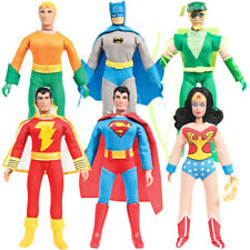 Justice League of America 8 Inch Retro Figures: Set of all 6 Figures [Loose]