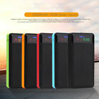 USB 2.1A Power Bank Case 4/6x18650 Battery Charger DIY Box Case Kit For Phone