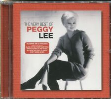 THE VERY BEST OF PEGGY LEE - CD