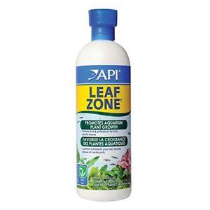 API Leaf Zone 473ml Liquid Aquarium Plant Fertiliser Food Tropical Fish Tank