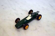 Matchbox No. 19 Lotus Racing Car, grün Prod.jahr 1965 - 1970,Regular Wheels