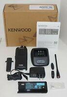 KENWOOD PORTABLE TWO WAY RADIO TK-3402U16P UHF FM TRANSCEIVER 5W 16CH NEW