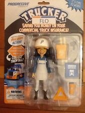 Flo Trucker Progressive Insurance
