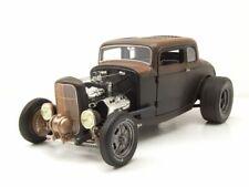 Ford Rat Hot Rod Pork Chops 190 Proof 1932 schwarz braun Modellauto 1:18 Acme