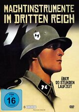 20 Std. DRITTE REICH 2. Weltkrieg Gestapo LEIBSTANDARTE Schutzstaffel SS DVD Box