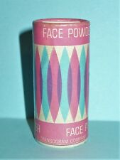 VINTAGE 1960'S TRANSOGRAM CO. PLAY MINI CAN FACE POWDER FULL