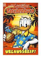 Lustiges Taschenbuch LTB | Band Nr. 392 - Urlaubsreif! | Walt Disney | Neu!!