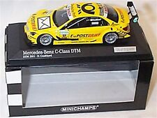 mercedes C-Class DTM 2011David Coulthard new in box ltd ed