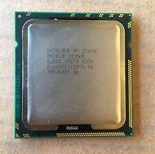Intel Xeon QUAD CORE Processor E5640  (12M Cache, 2.66 GHz, 5.86 GT/s) SLVBC