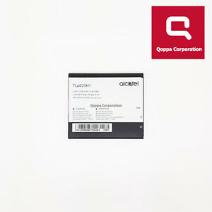 Genuine Alcatel Battery - TLp025H1 2500mAh One Touch Pop 4 5051D - Fast P&P