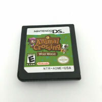 Animal Crossing Wild World (Nintendo DS) Game for DS / DSi / 3DS XL US Version