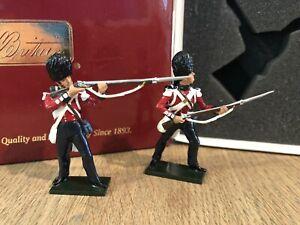 Britains: Boxes Set - British Fusiliers Firing. Crimean War 1854