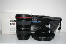 Canon EF 16-35 mm F/2.8 L   USM 1 Jahr Gewährleistung
